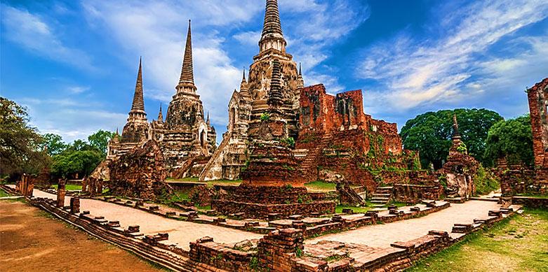 Ayutthaya-Tailandia