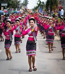 Bun Bang Fai Festival 2015