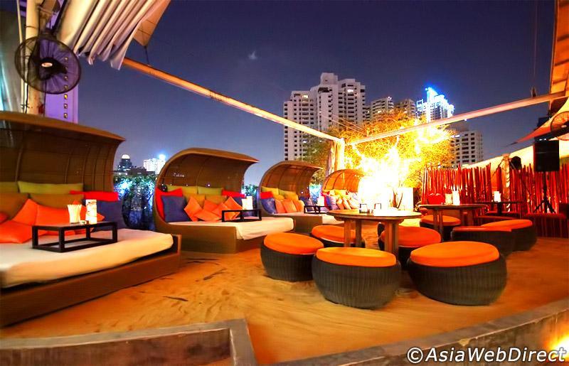 Bangkok Para Noct 225 Mbulos Primera Parte Por Las Alturas