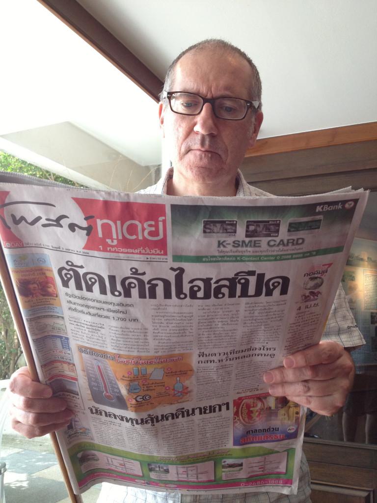 Ángel M. Bermejo Tailandia Foto BIO