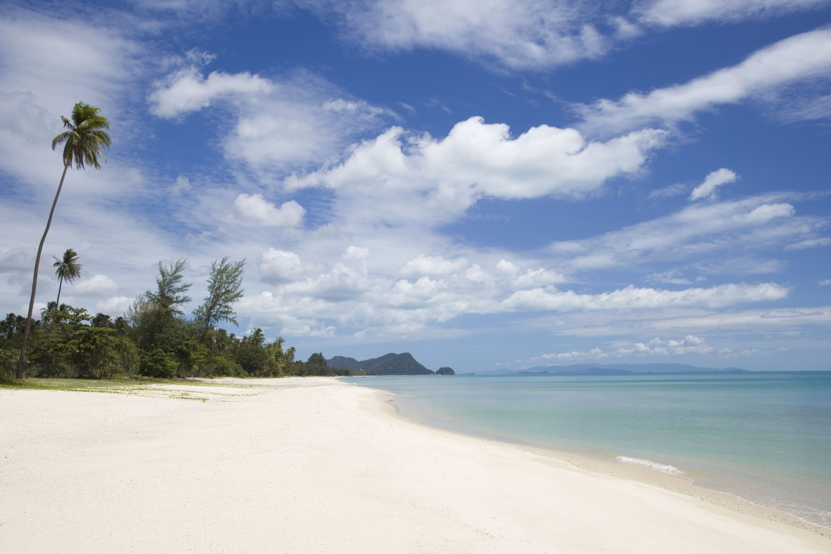 tailandia khanom Nadan Beach