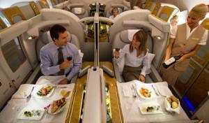 Emirates comienza a operar con su A380 en Madrid