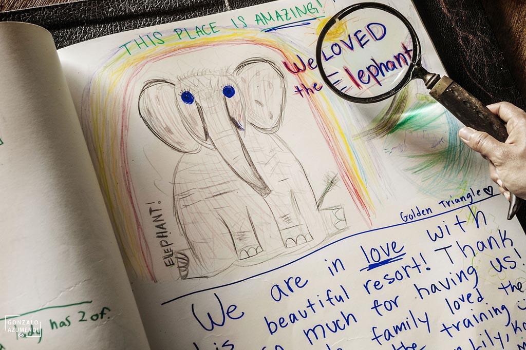 El Blog de Tailandia-Cuaderno de Elefantes