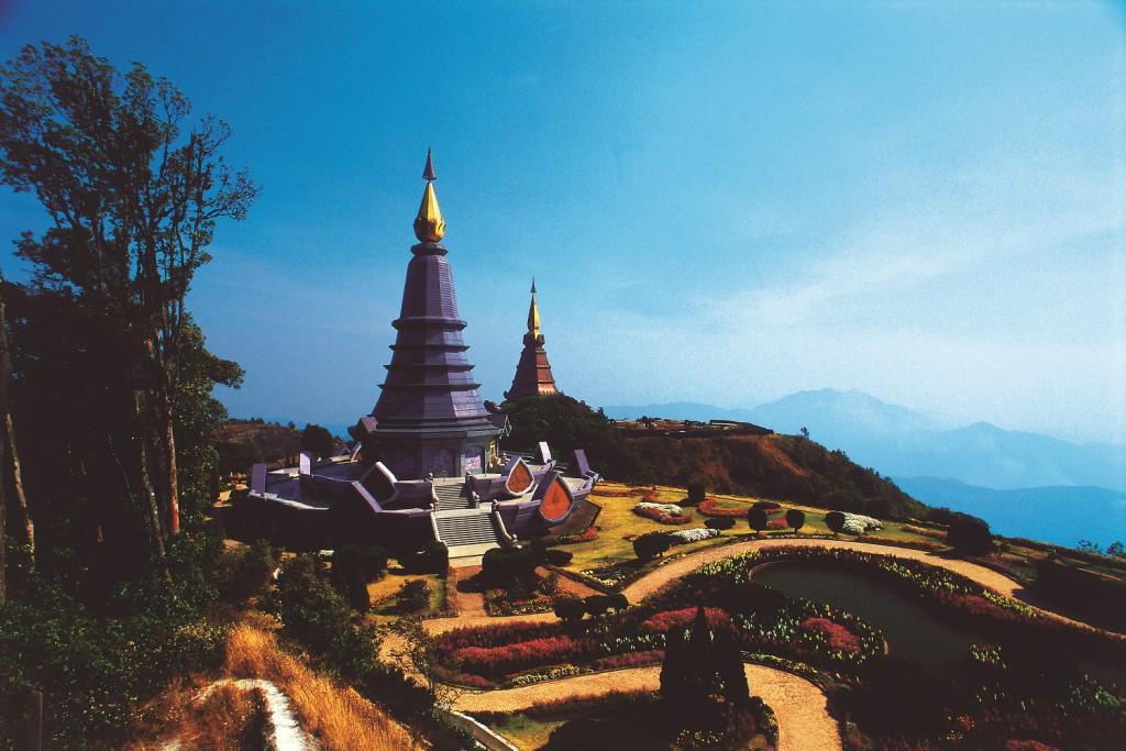 Foto: Turismo de Tailandia- Doi Ithanon