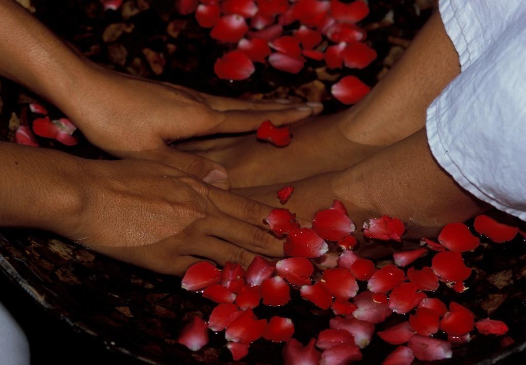 Foto: Turismo de Tailandia- Spa de pies