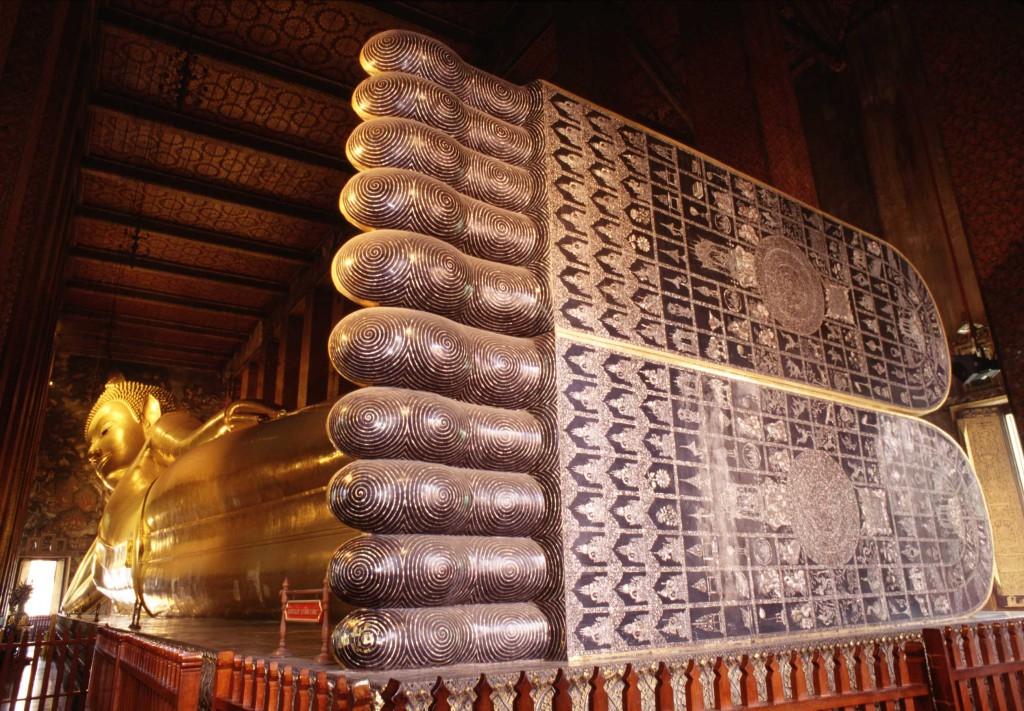 Foto: Turismo de Tailandia- Wat Po, Bangkok