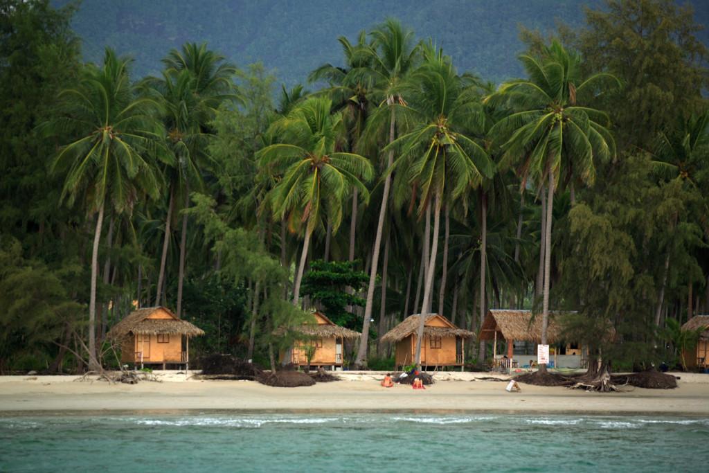 Foto: Turismo de Tailandia / Hat Klong Phrao