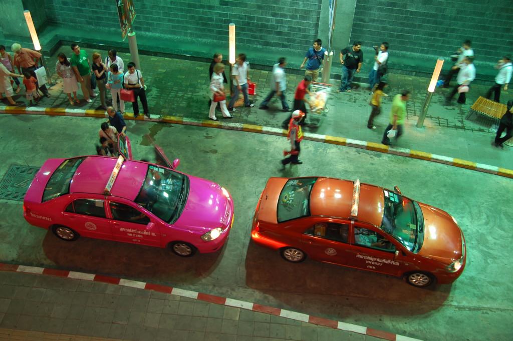 Foto: Turismo de Tailandia / Calles de Bangkok