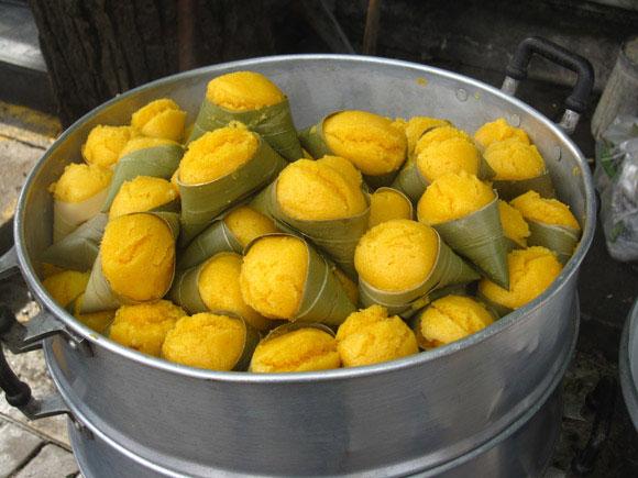 Thai Chive Cake