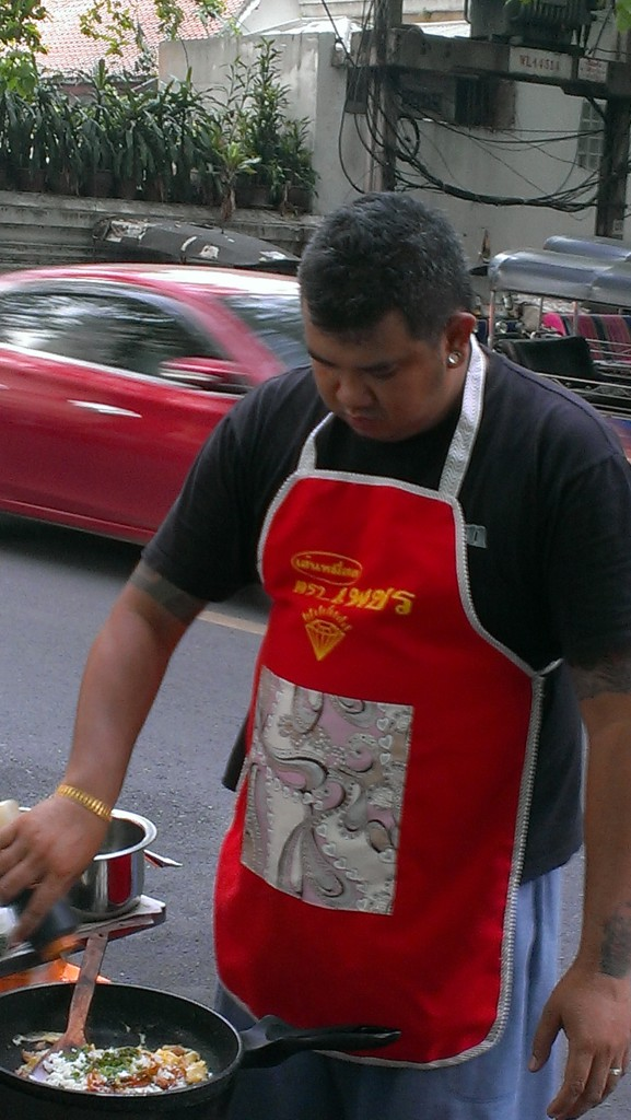 Foto: Turismo de Tailandia / Puesto de comida en la calle