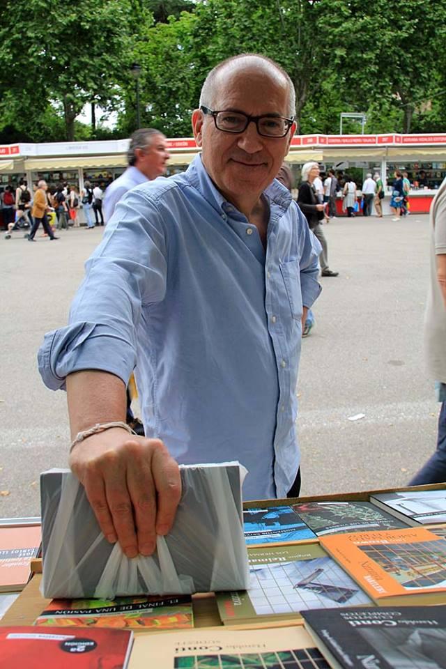 El Blog de Tailandia- Ángel M. Bermejo en la Feria del Libro