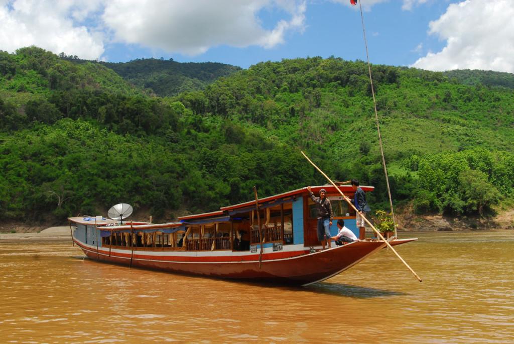 Foto: Pedro Madera/ Barcos Mekong