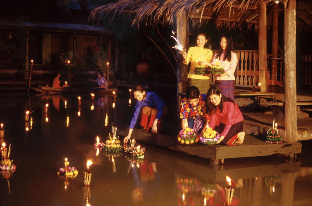Saraburi Loi Krathong Festival, Saraburi