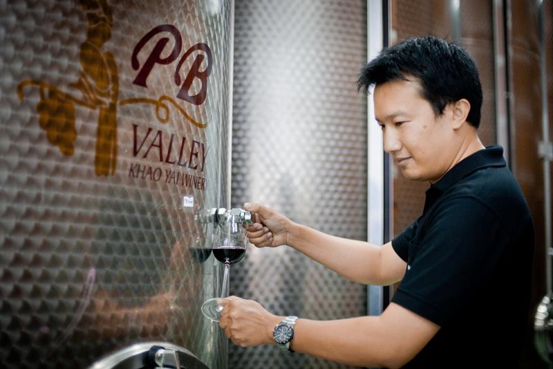 Foto: Kao Yai Winery