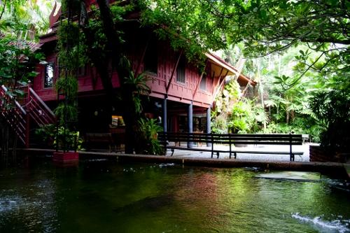 Foto: Turismo de Tailandia/ Casa Museo de Jim Thompson en Bangkok