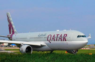 Qatar Airways aniversario