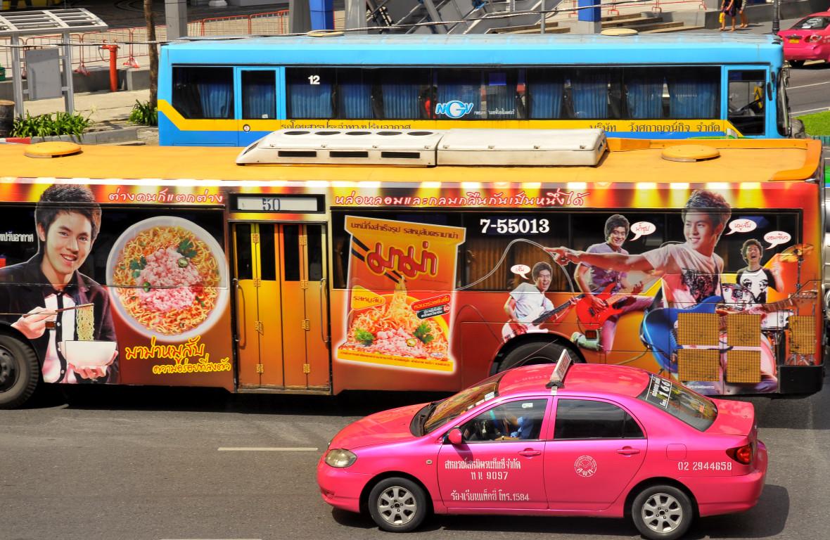 El Blog de Tailandia Transportes