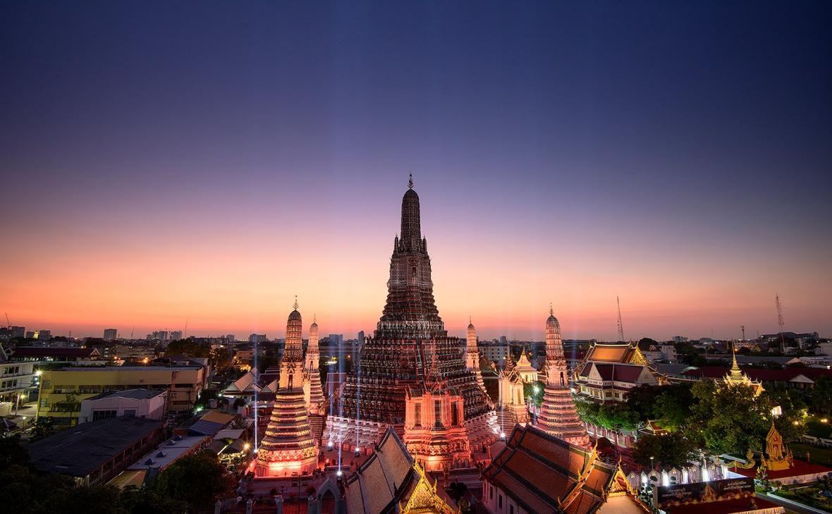 El Blog de Tailandia - Wat Arun (PORTADA)