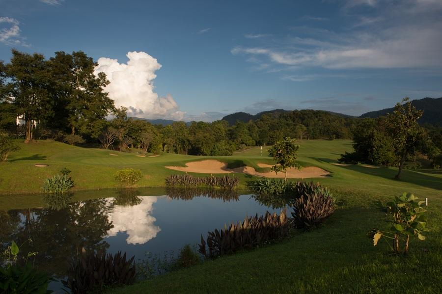 Foto: Chiang Mai Highlands golf club