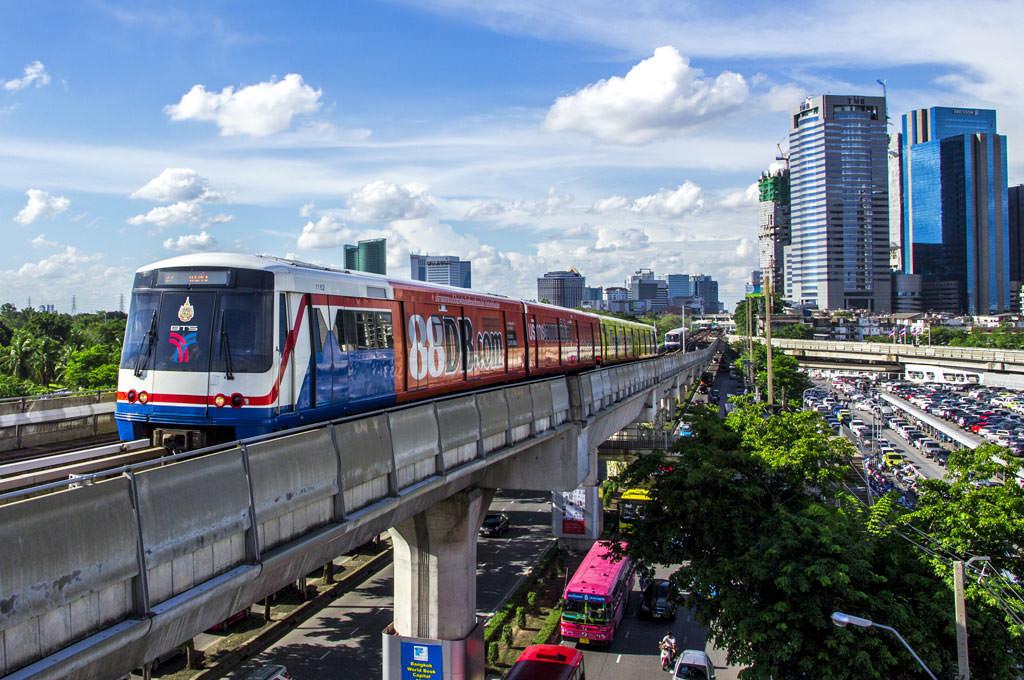 Foto BTS - Bangkok.com