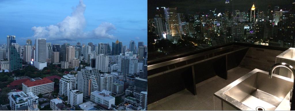 Fotos vistas Above Eleven + vistas desde el baño - SFM