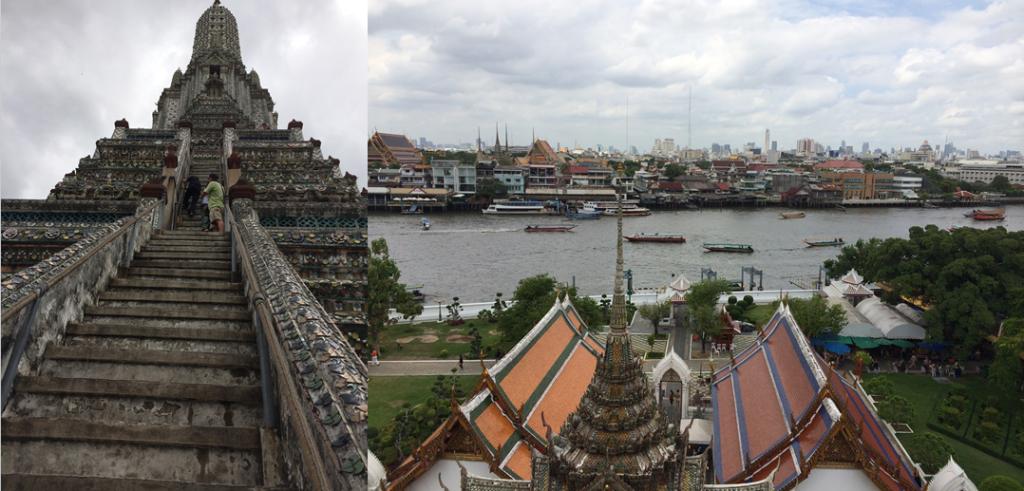 Foto vista Wat Arun - SFM