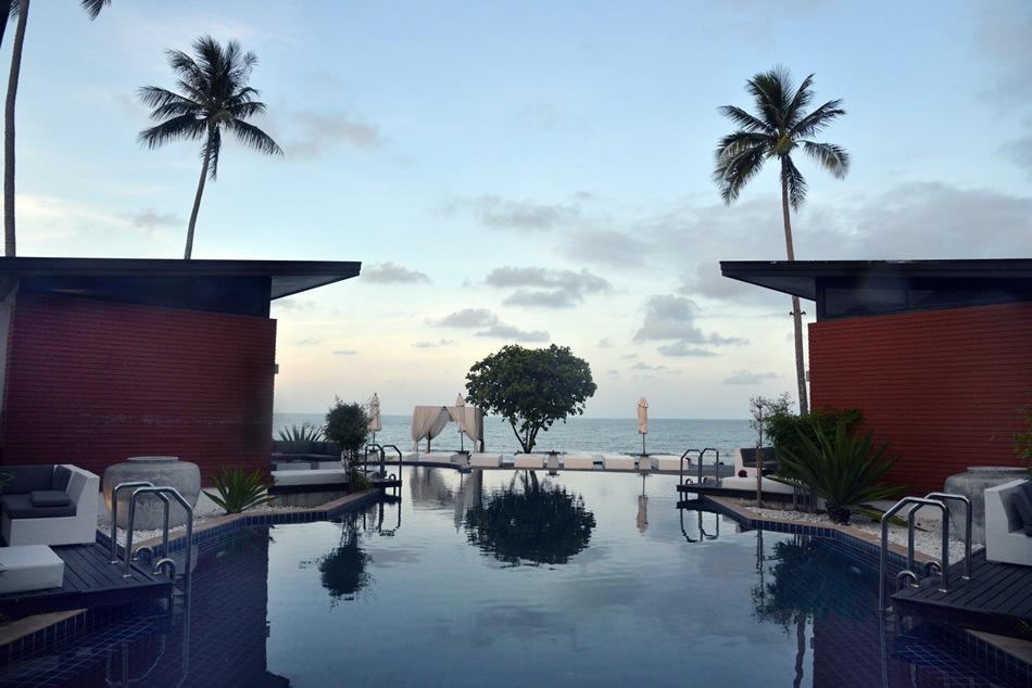 Aava Resort & Spa, en Nadam beach.