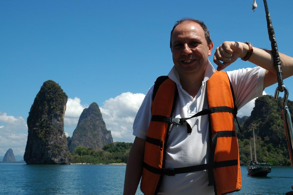 El Blog de Tailandia Parque Phan Nga