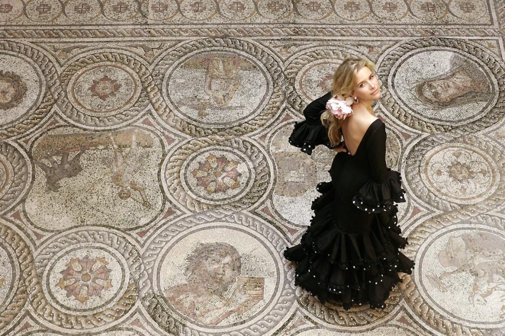 El Blog de Tailandia-María de flamenca