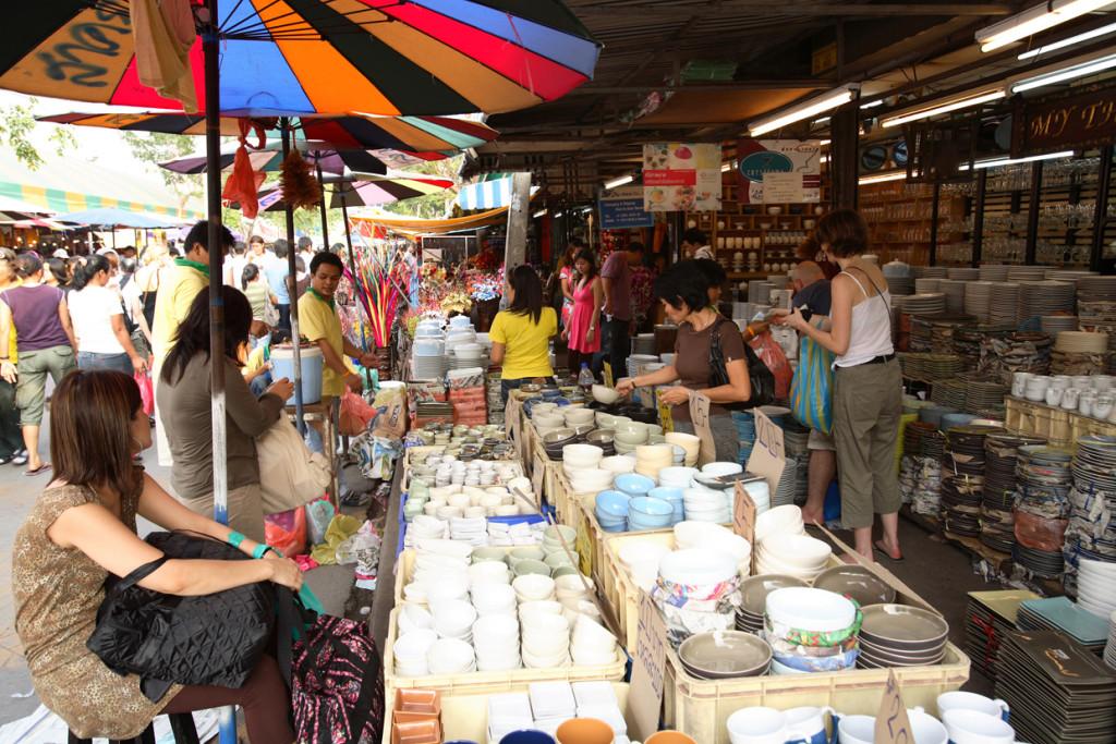 El Blog de Tailandia-Planta Calle