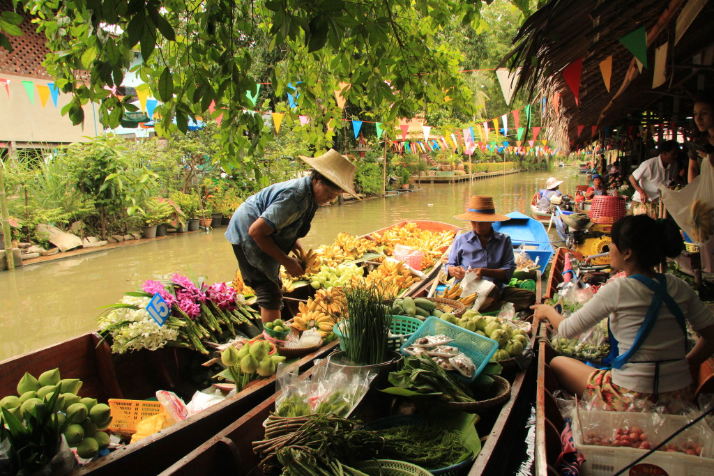 El Blog de Tailandia-Planta sótano Primero - Foto TAT