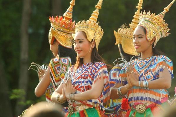 El Blog de Tailandia - Saludo