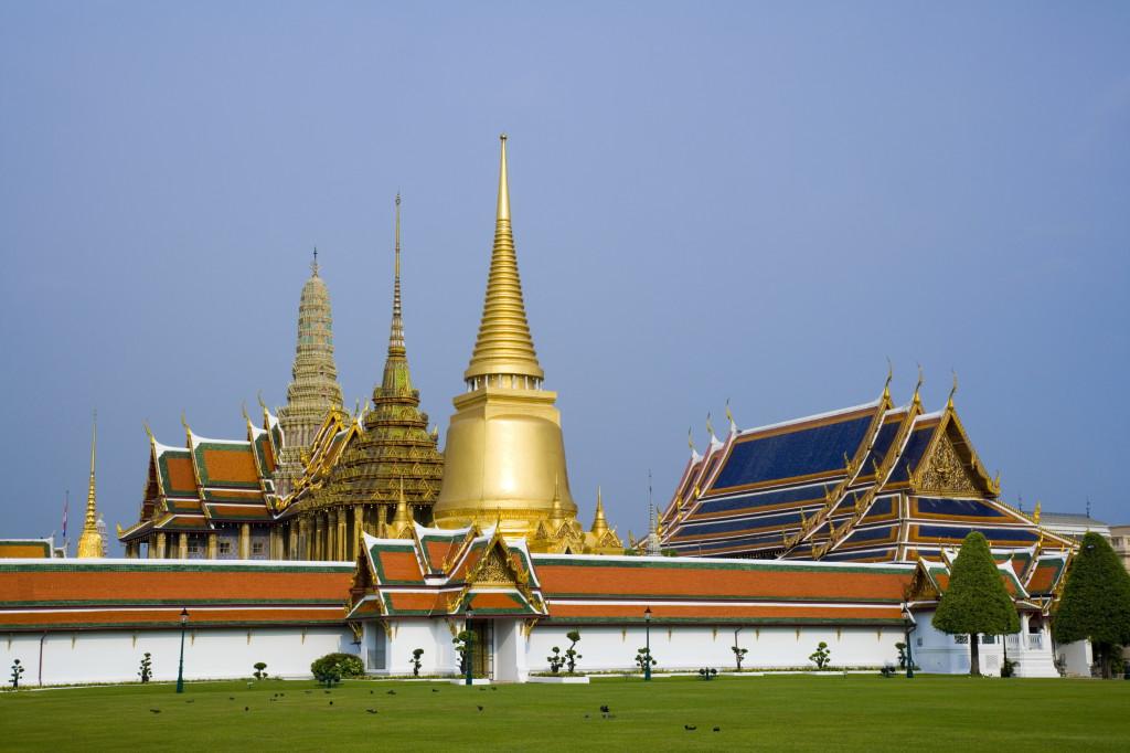 Wat Phra Kaeo-04, Bangkok