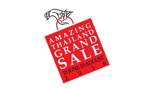 Amazing Thailand Grand Sale 2016