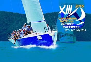 Phuket Raceweek 2016