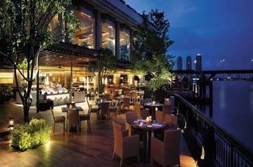 Lujo Asiático en Shangri-La Bangkok