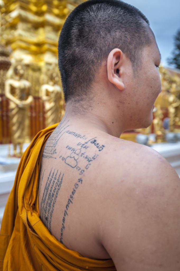 El Blog de Tailandia-Monje en Chiang Mai