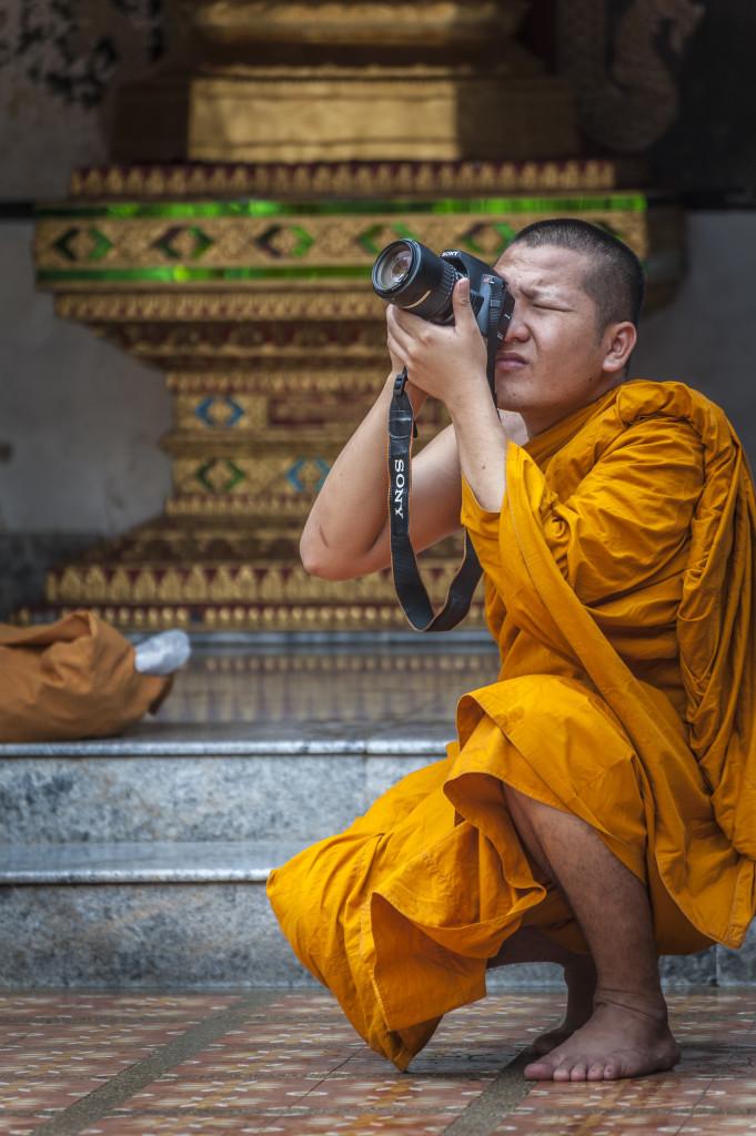 El Blog de Tailandia-Monje fotógrafo