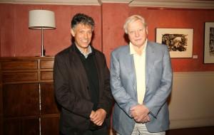 Con David Attemborough