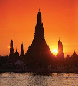 Bangkok y sus encantos culinarios