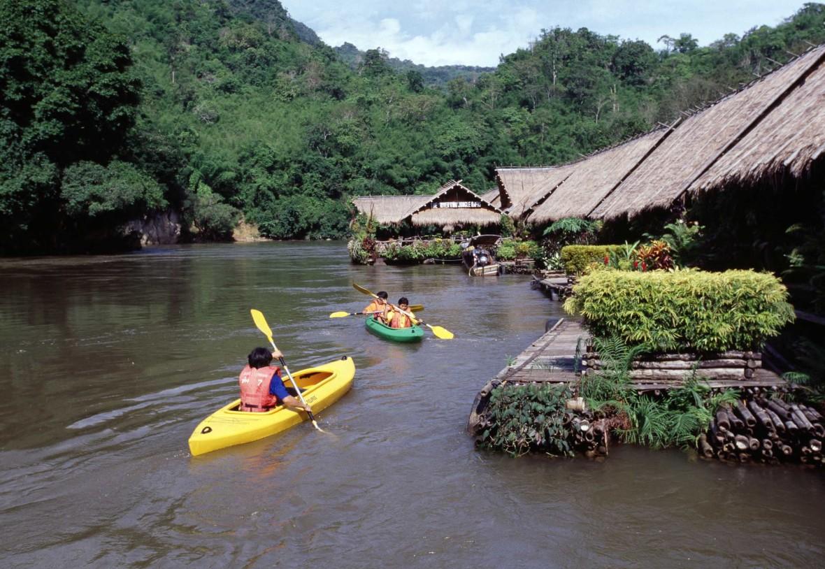 El Blog de Tailandia - Aldeas