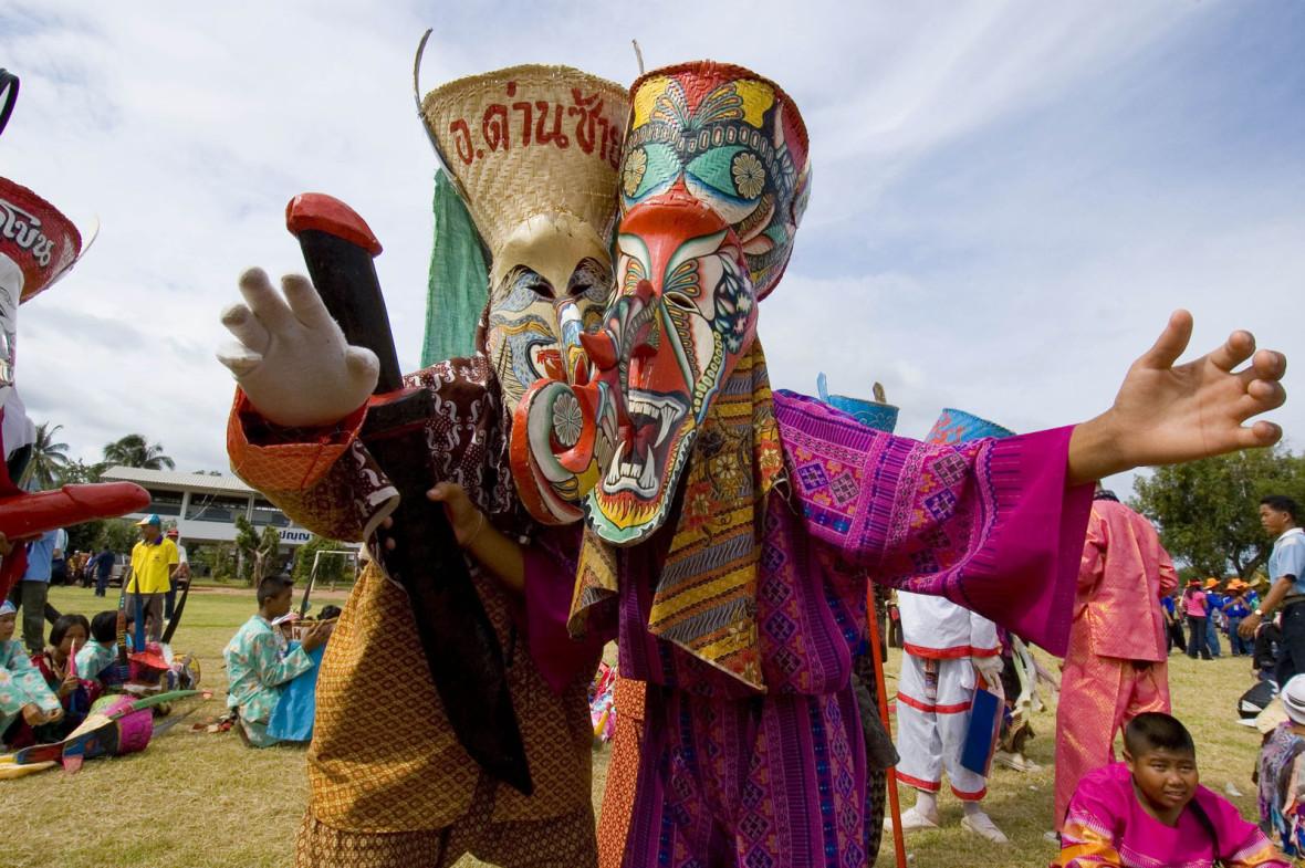 El Blog de Tailandia-Festival del Phi Ta Khon