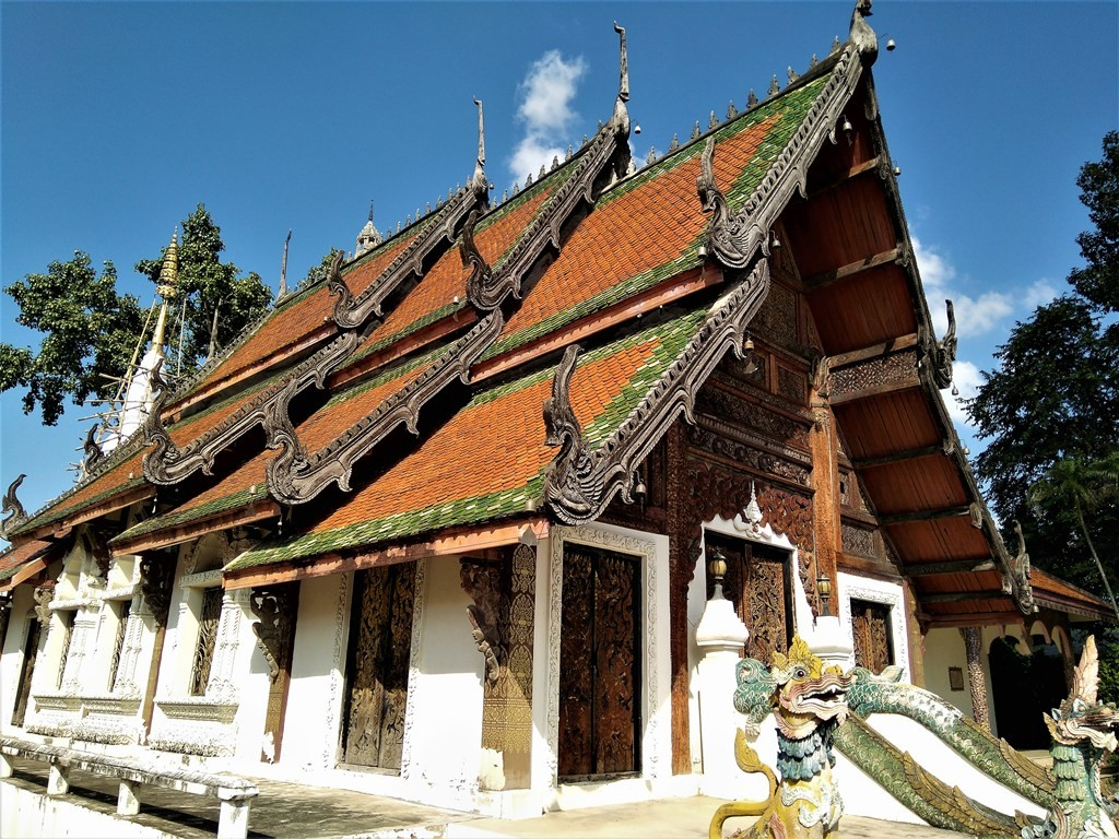 Templo Wat Pratu Pong -paraíso-