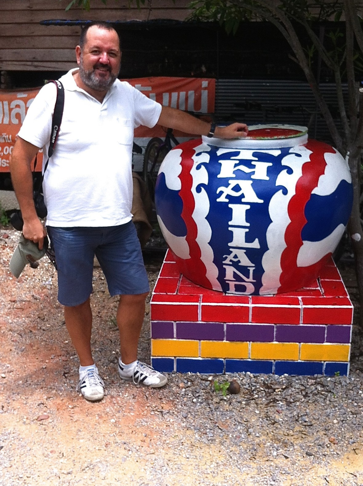 El Blog de Tailandia-Alfredo G. Reyes