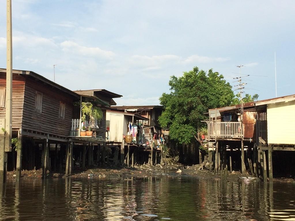 El Blog de Tailandia - Casas en canales