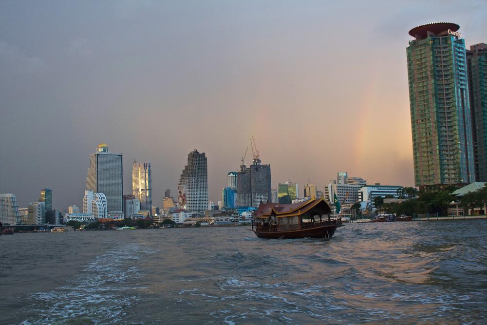 El Blog de Tailandia -Desde el río Chao Phraya