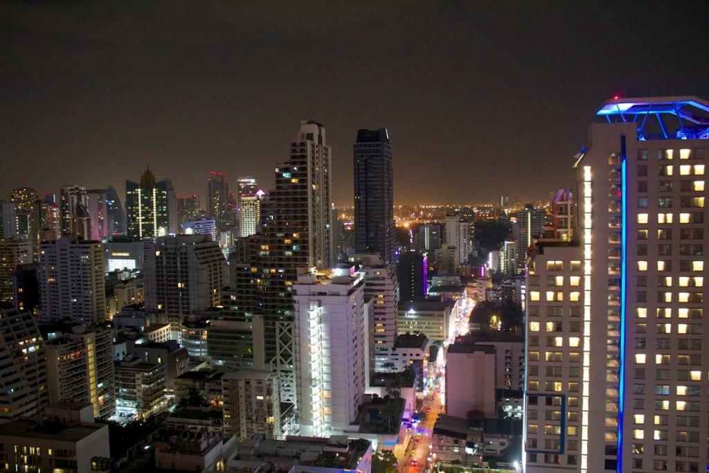 El Blog de Tailandia-Skyline desde Above Eleven_