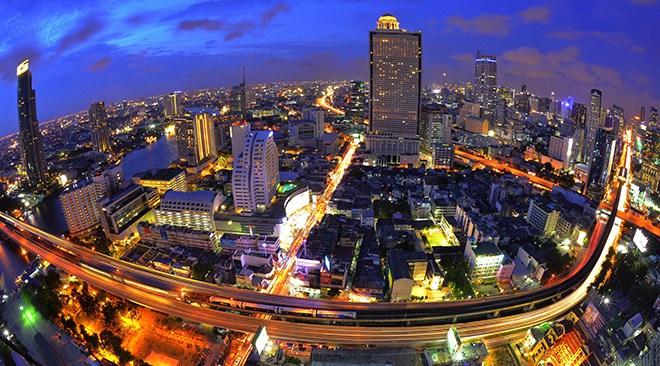 Turismo Tailandia - Bangkok