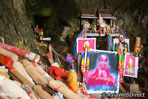 El Blog de Tailandia- Cueva Hat Railay
