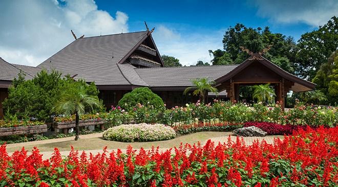 Foto: Doi Tung Royal Villa y Mae Fah Luang Garden- TAT